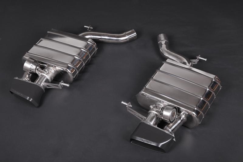 Alfa romeo 4c exhaust system 16